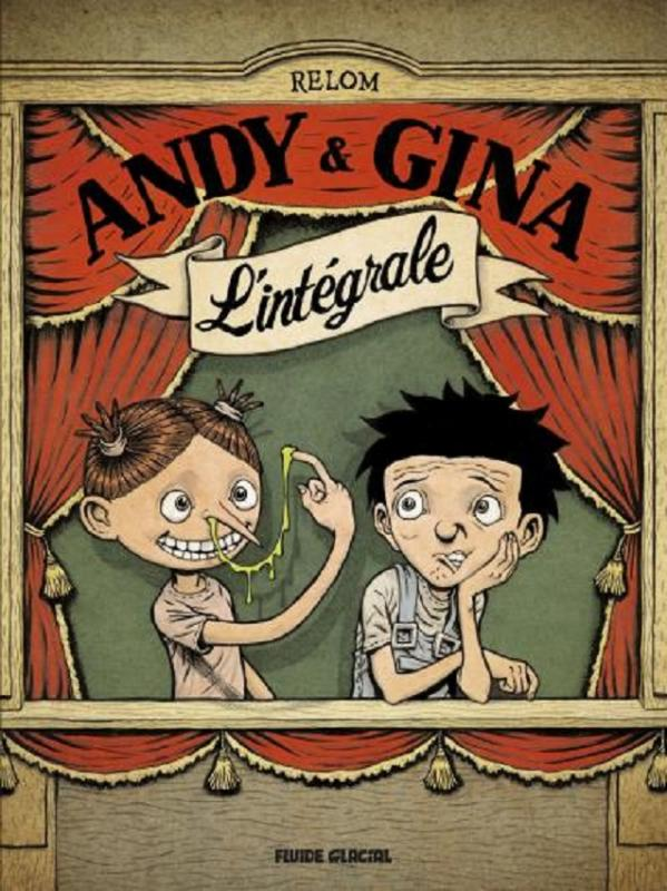 ANDY & GINA - INTEGRALE - NOUVELLE EDITION