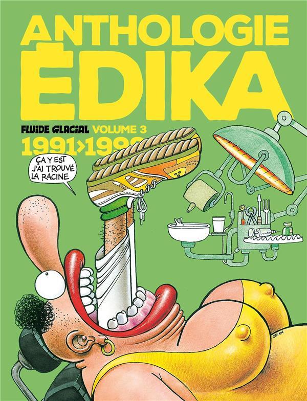 ANTHOLOGIE EDIKA - T03 - ANTHOLOGIE EDIKA - VOLUME 03 - 1991-1996