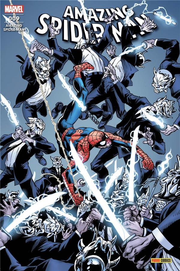 AMAZING SPIDER-MAN N 09